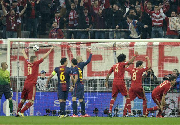 Wedtip: Barcelona - Bayern München