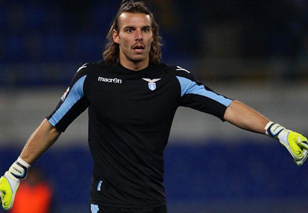 Marchetti in the dark over Arsenal links