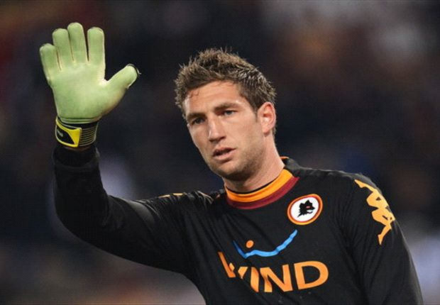 Stekelenburg completes Fulham medical ahead of move from Roma