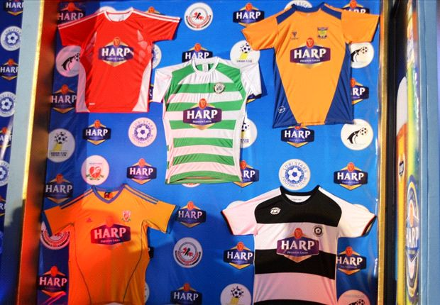 Dolphins states the benefits of their new sponsorship deal with Harp