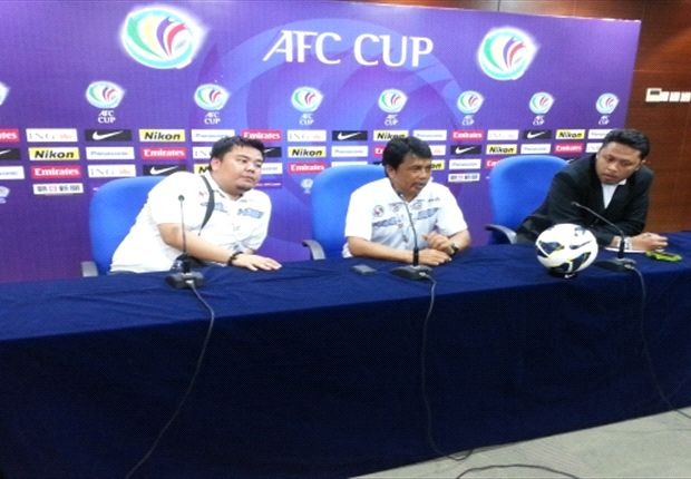 Semen Padang coach Jafri Sastra unsurprised at topping group