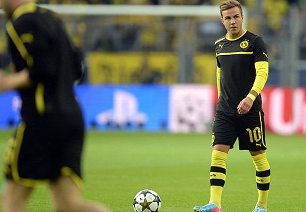 Mario Gotze faces further scans on a thigh injury ahead of the Champions League final