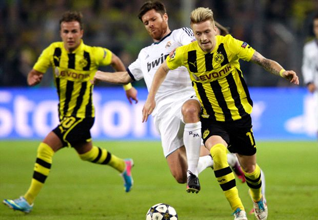 PREVIEW Liga Champions: Real Madrid - Borussia Dortmund