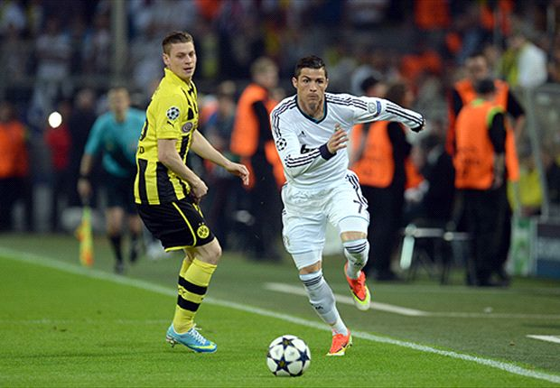 Cristiano Ronaldo fit for Dortmund clash