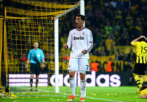 Dortmund were the better side, admits Ramos after drubbing