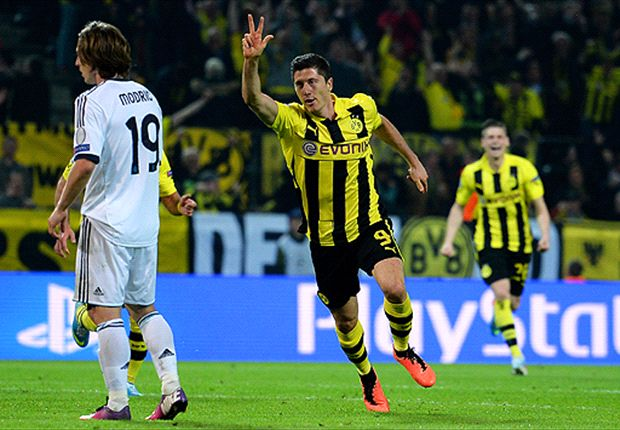 Pepe told me I'd scored enough, reveals Lewandowski