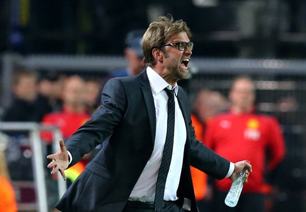 Dortmund are like Robin Hood, claims jubilant Klopp