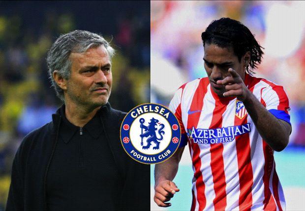 'Mourinho naar Chelsea, Falcao mee'