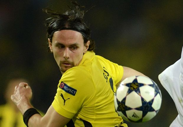 Dortmund cannot run like robots - Subotic