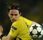 Subotic returns, Gyau scores in BVB win