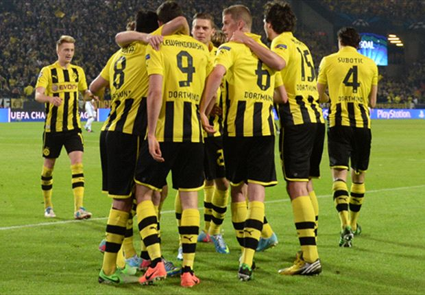 Dortmund make a mockery of Uefa's ranking system