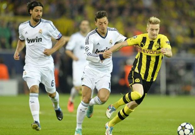Real Madrid-Borussia Dortmund: Free bet of up to £50 with bet365 for every customer
