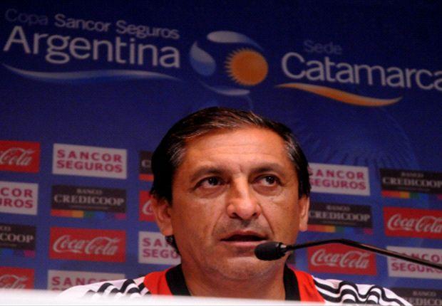Díaz se mostró enojado por la actitud de la gente.