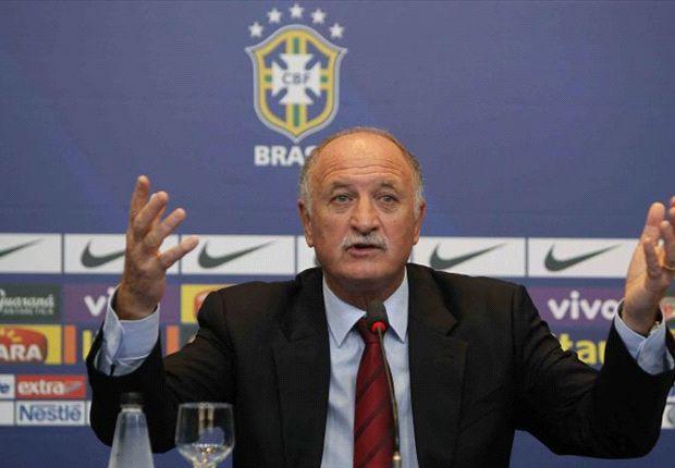 Felipão afirma já ter time pronto para Copa das Confederações