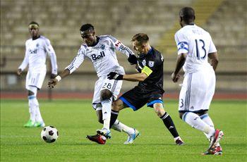 Vancouver 2-0 Edmonton (5-2 agg.): Whitecaps cruise into Voyageurs Cup final