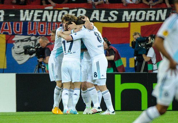 Chelsea maakt zich op voor nieuwe finale
