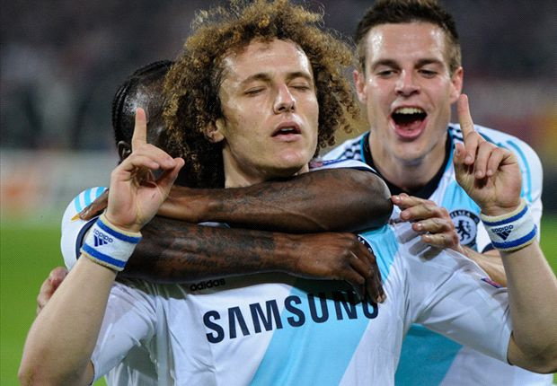 Luiz feels Chelsea still have work to do in Basel tie