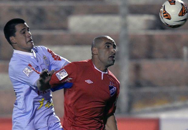 Nacional se llevó una derrota poco dolorosa del Cuzco