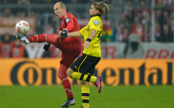 Bayern Munich vs Borussia Dortmund - Key Battles