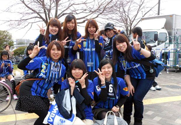 CATATAN J-League: Kaum Hawa Makin Banjiri Stadion