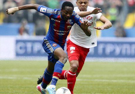 Mercato, un deuxième joueur quitte le Spartak Moscou