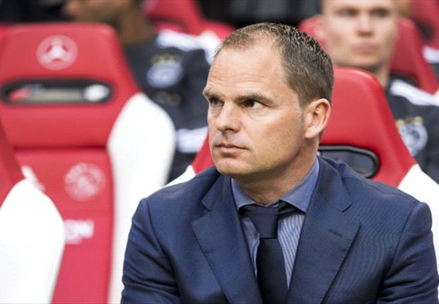 Ajax will stay true to style against Barcelona, says De Boer