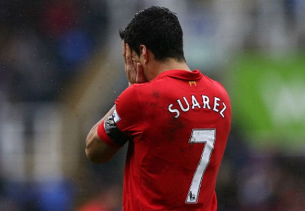 Liverpool forward Suarez will learn from biting ban, says Jol