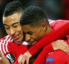 Ratings: Man United 5-1 M'land