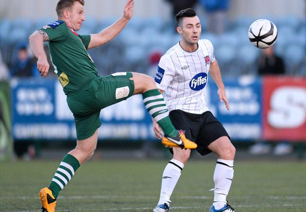 Dundalk 2-0 Cork City - Lilywhites record first home win of the season