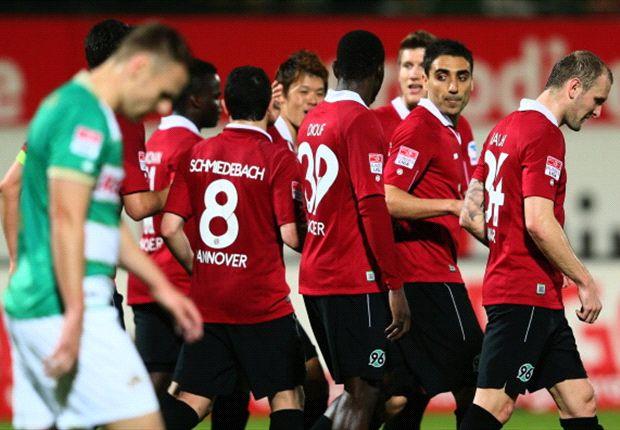 Dirk Dufners Einstand glückt - doch bei Hannover 96 steht ein Umbau an
