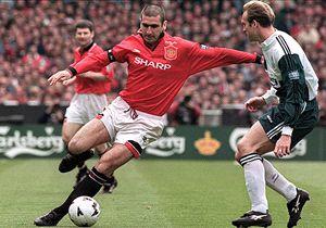 3. Eric Cantona (Manchester United) - Quatro vezes campeão com os Red Devils