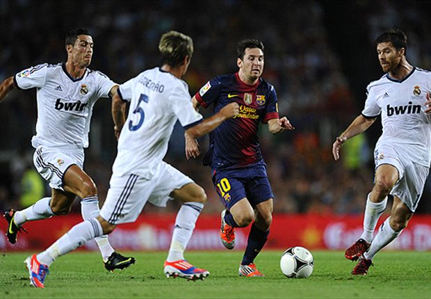 Question of the Day: With Cristiano Ronaldo out of the Madrid derby, will Barcelona be crowned champions on Saturday?