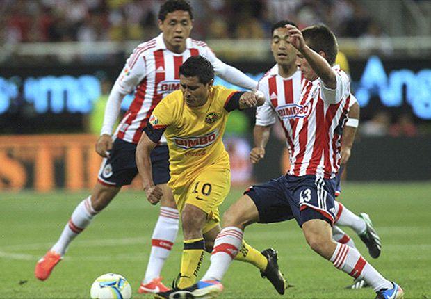 Chivas enfrentará a América el 3 de julio en Las Vegas