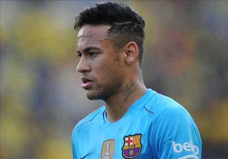 'Zero chance of Neymar to Madrid'