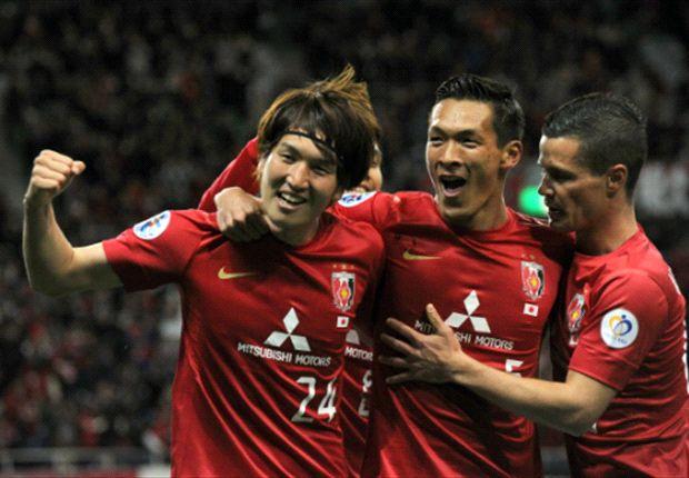 REVIEW J-League: Urawa Reds Pesta Gol, Omiya Ardija Kokoh Di Puncak