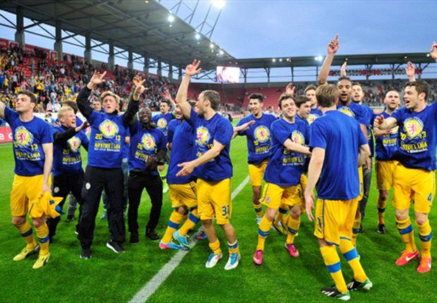 Eintracht Braunschweig Pastikan Tiket Promosi