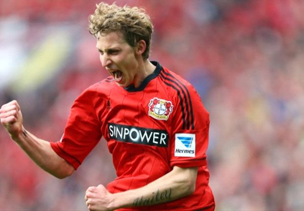 Bayer Leverkusen striker Kiessling denies Dortmund contact