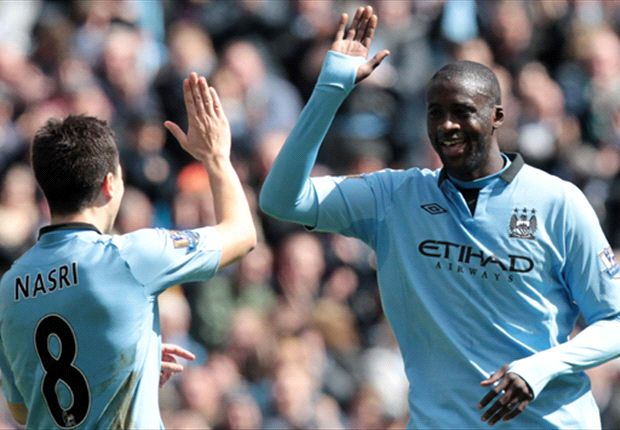 Mancini expects Yaya Toure to be fit for FA Cup final