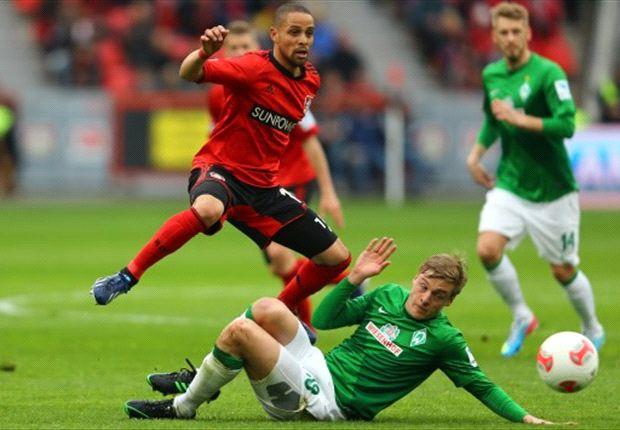 Bayer Leverkusen hat Champions League dank 1:0 gegen Werder Bremen fast sicher
