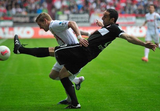 Augsburg zerlegt den VfB Stuttgart und holt die Big Points im Abstiegskampf