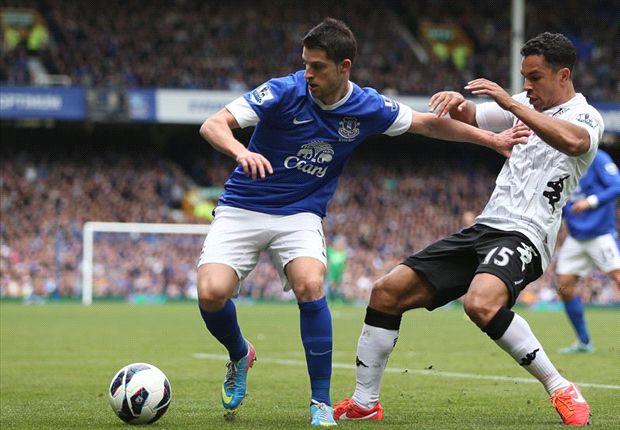 Everton houdt Europese droom levend