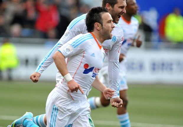 Ligue 1, OM - Valbuena prolongé d'un an