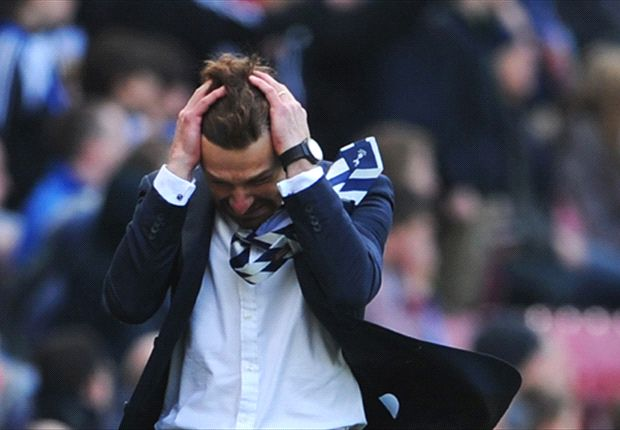 'Anything can happen' - Tottenham boss Villas-Boas hoping for a favour in top-four battle