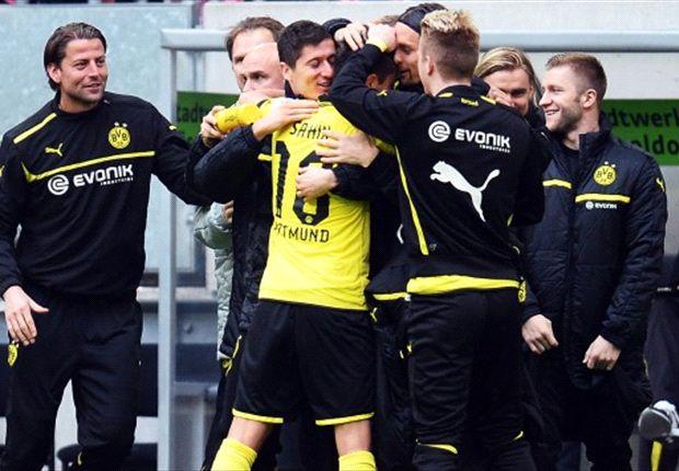 31. Spieltag: Die Elf des Tages in der Bundesliga