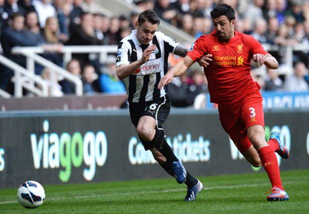 Liverpool Permak Newcastle Di St James Park