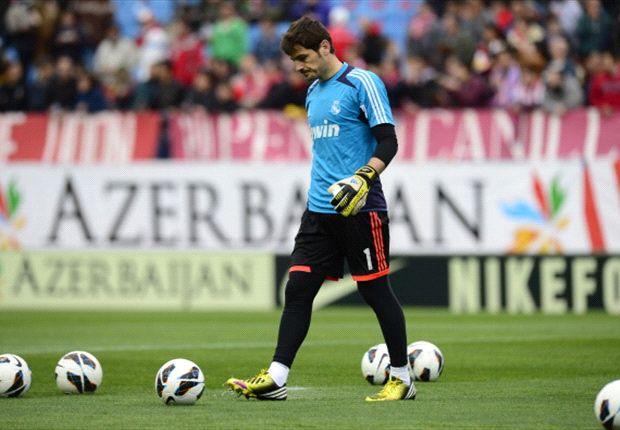 Casillas denkt niet aan vertrek bij Real