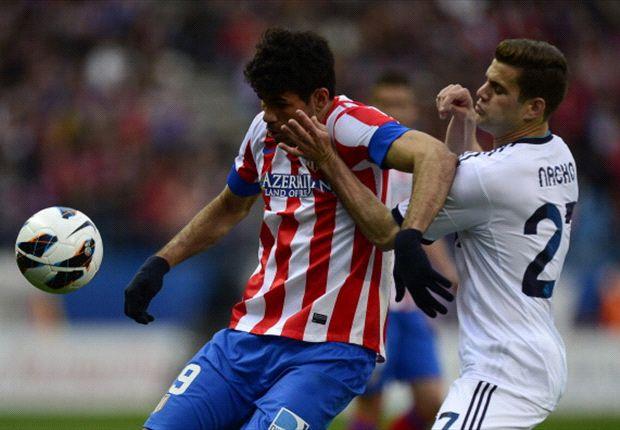 Atletico Madrid 1-2 Real Madrid: Di Maria ensures more derby despair for Rojiblancos