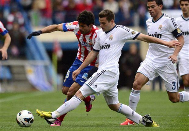 2:1! Atletico tapfer, aber Real Madrid siegt mit B-Elf