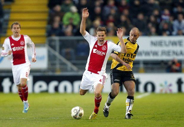 Ajax doorstaat 'avondje NAC'