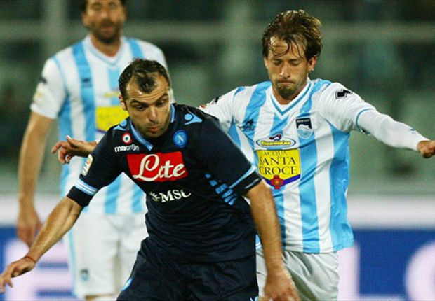 SSC Neapel mit 3:0-Pflichtsieg bei Delfino Pescara
